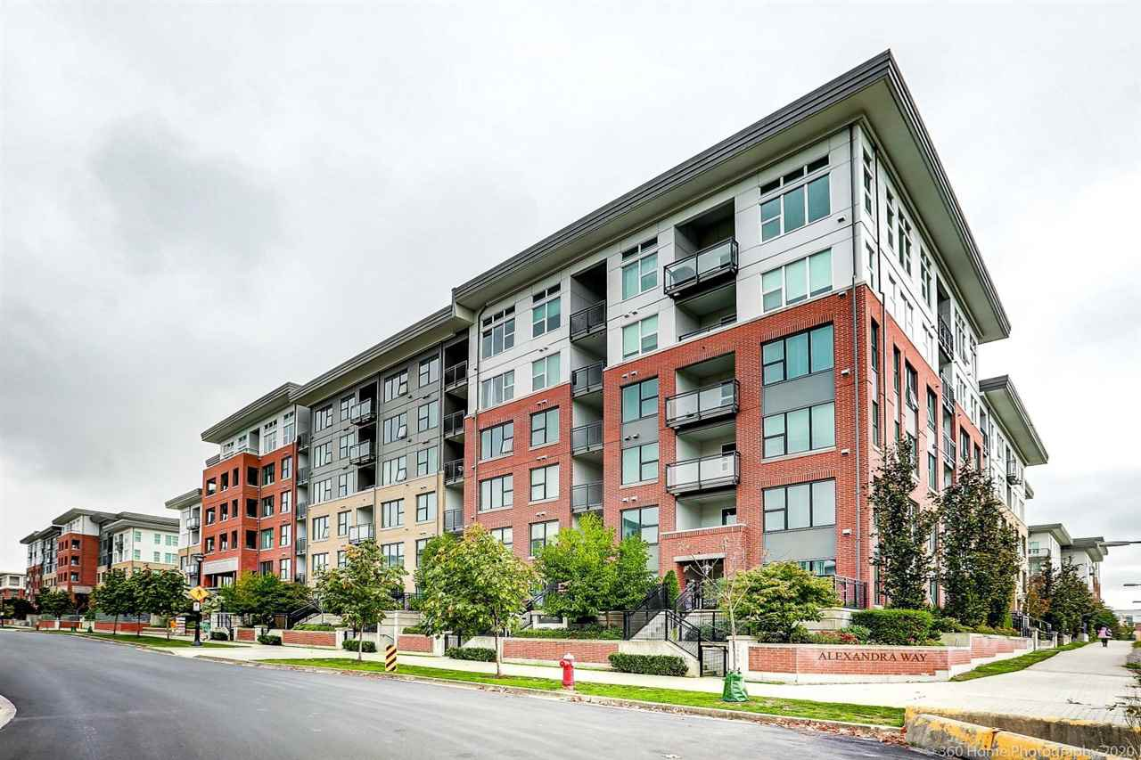 "Main Photo: 527 9366 TOMICKI Avenue in Richmond: West Cambie Condo for sale in ""ALEXANDRA COURT"" : MLS®# R2506202"
