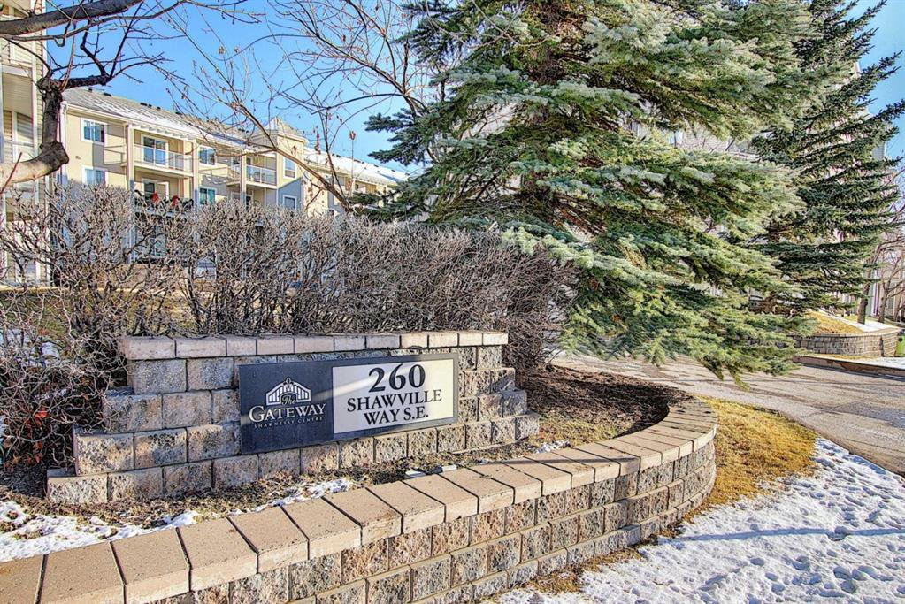 Main Photo: 206 260 Shawville Way SE in Calgary: Shawnessy Apartment for sale : MLS®# A1053737