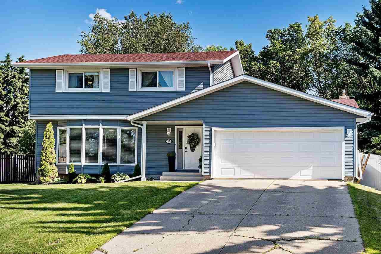Main Photo: 92 MANOR Drive: Sherwood Park House for sale : MLS®# E4205963