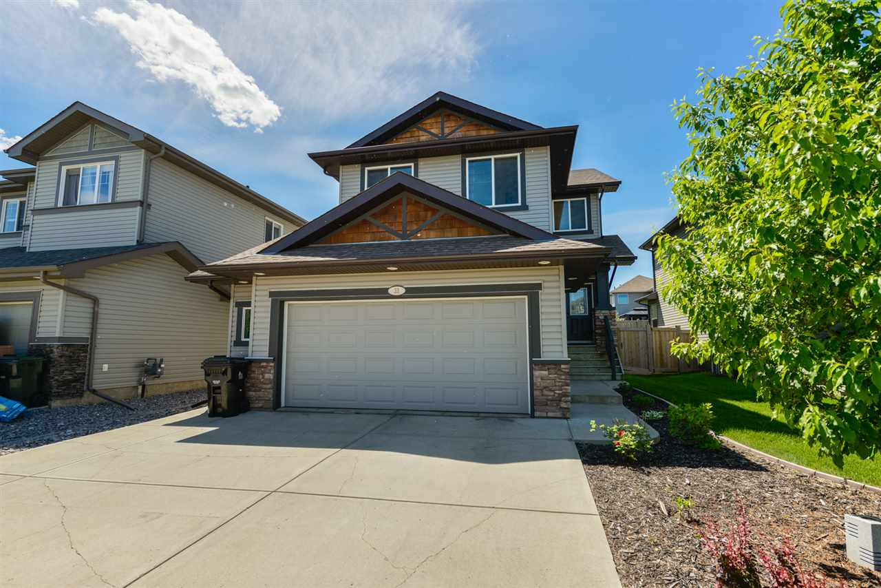 Main Photo: 33 HERON Crescent: Spruce Grove House for sale : MLS®# E4211841