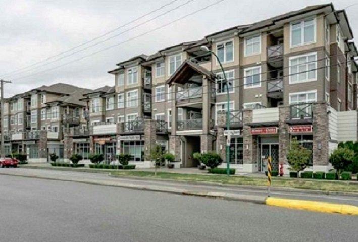 "Main Photo: 417 18818 68 Avenue in Surrey: Clayton Condo for sale in ""CALERA"" (Cloverdale)  : MLS®# R2422338"