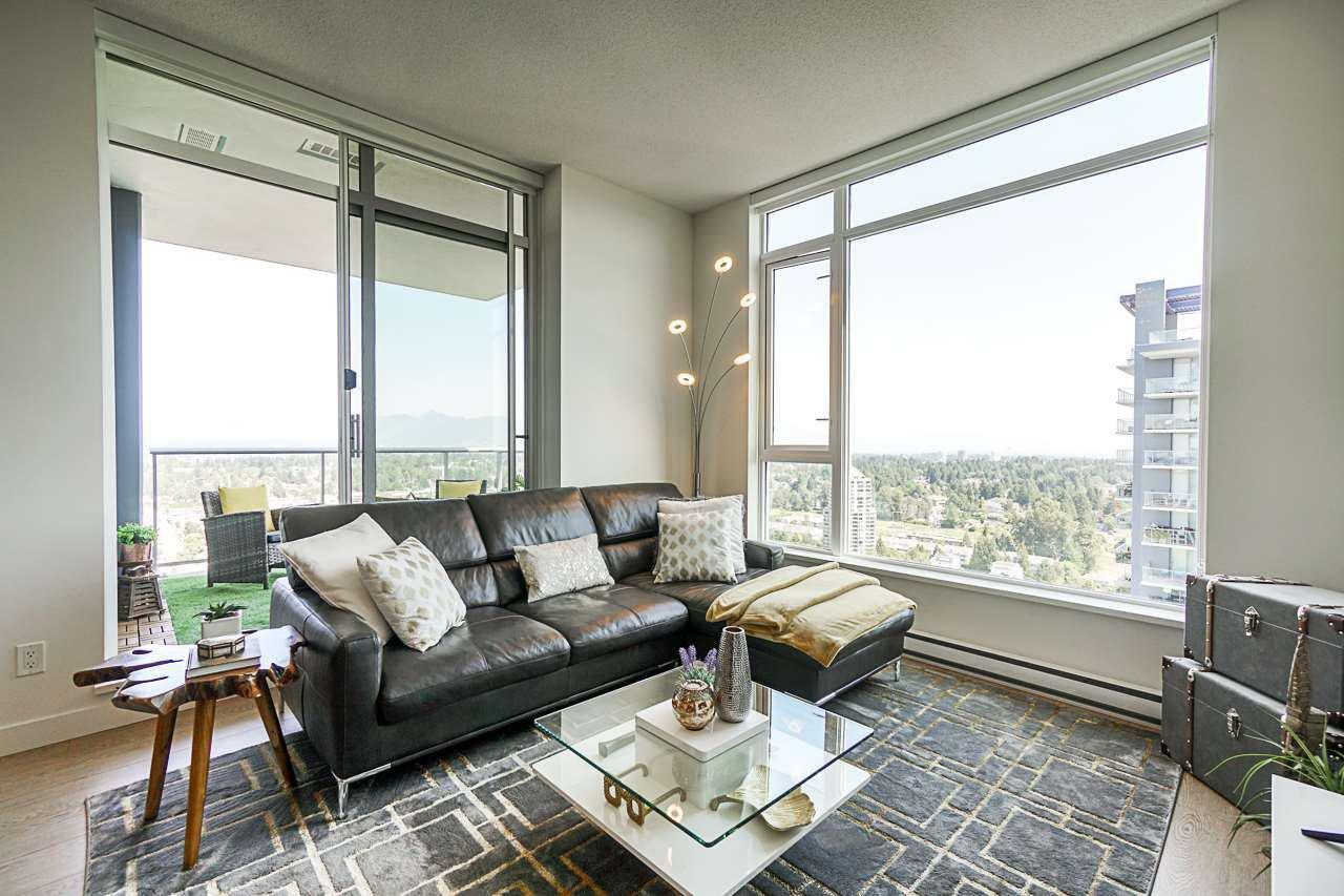 """Main Photo: 4310 13696 100 Avenue in Surrey: Whalley Condo for sale in """"Park Avenue West"""" (North Surrey)  : MLS®# R2435358"""