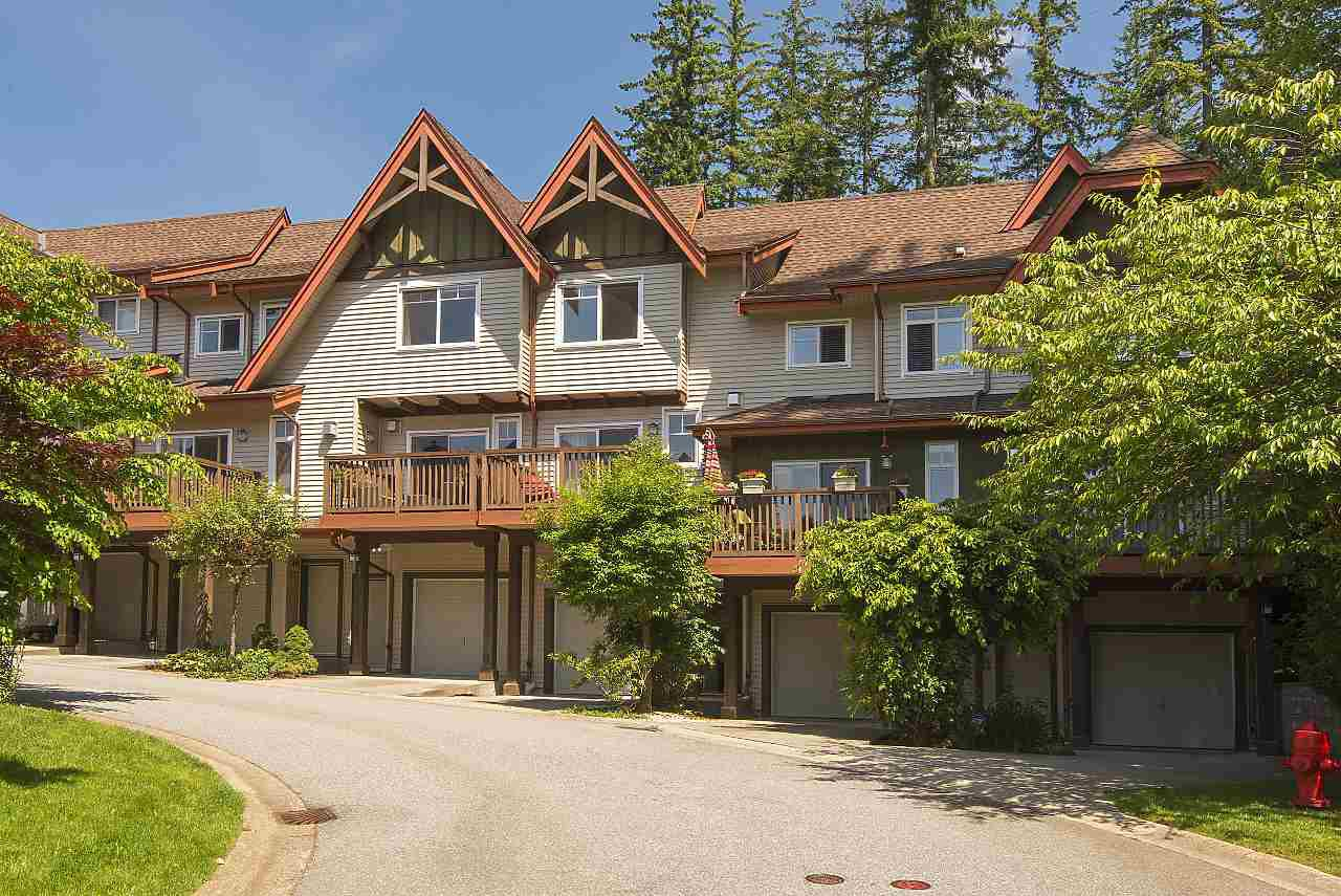 Main Photo: 133 2000 PANORAMA DRIVE in Port Moody: Heritage Woods PM Townhouse for sale : MLS®# R2184725