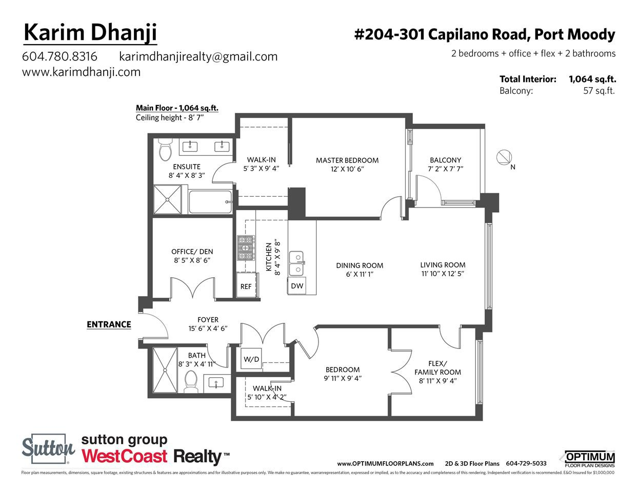 "Photo 33: Photos: 204 301 CAPILANO Road in Port Moody: Port Moody Centre Condo for sale in ""The Residences"" : MLS®# R2474301"