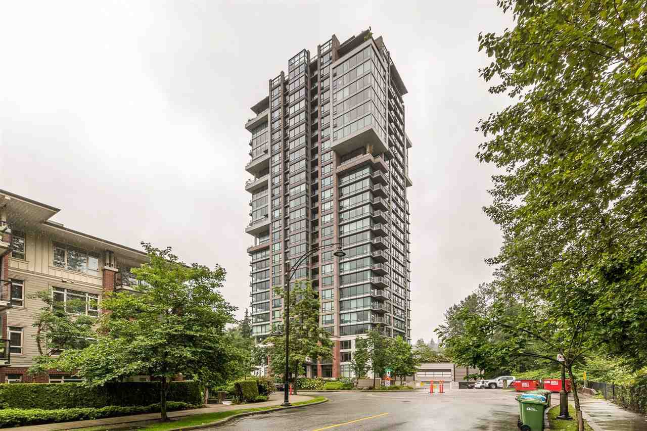 "Photo 1: Photos: 204 301 CAPILANO Road in Port Moody: Port Moody Centre Condo for sale in ""The Residences"" : MLS®# R2474301"