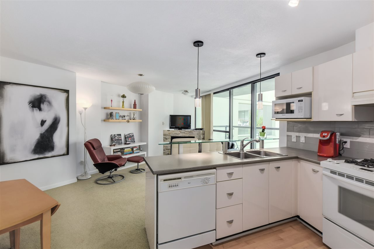 Main Photo: 405 501 PACIFIC STREET in : Downtown VW Condo for sale : MLS®# R2082961