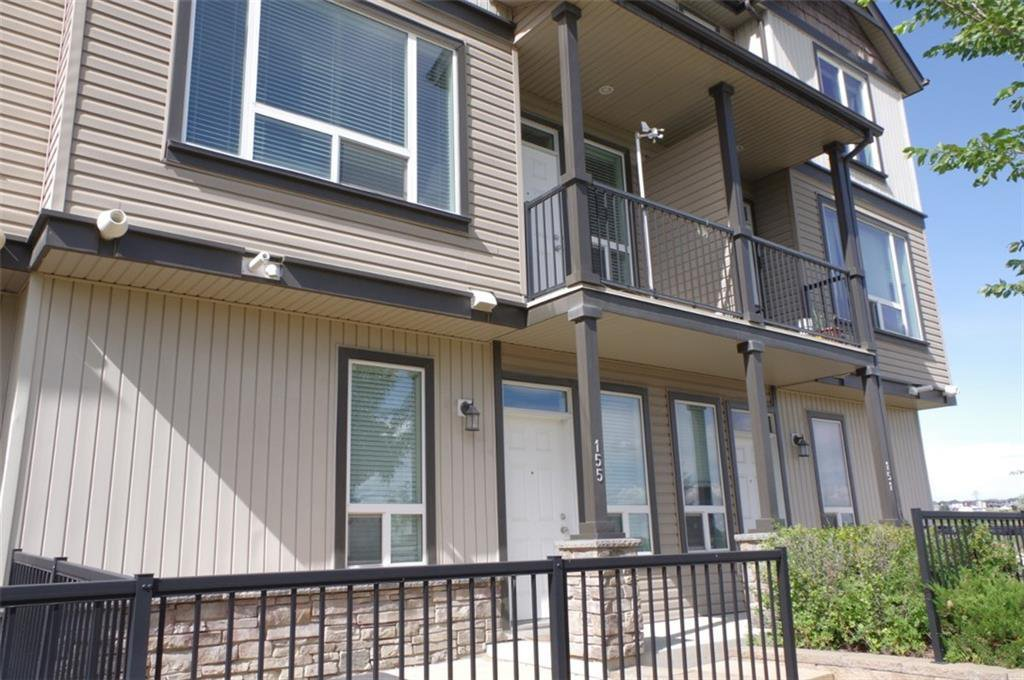 Main Photo: 155 KINCORA Heath NW in Calgary: Kincora Row/Townhouse for sale : MLS®# A1037590