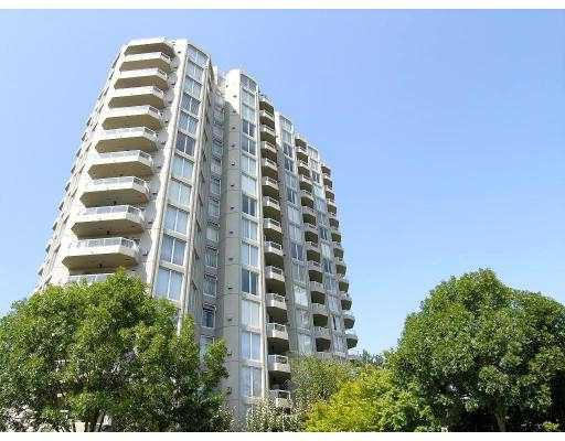 """Main Photo: 1601 1135 QUAYSIDE DR in New Westminster: Quay Condo for sale in """"ANCHOR POINTE"""" : MLS®# V571806"""