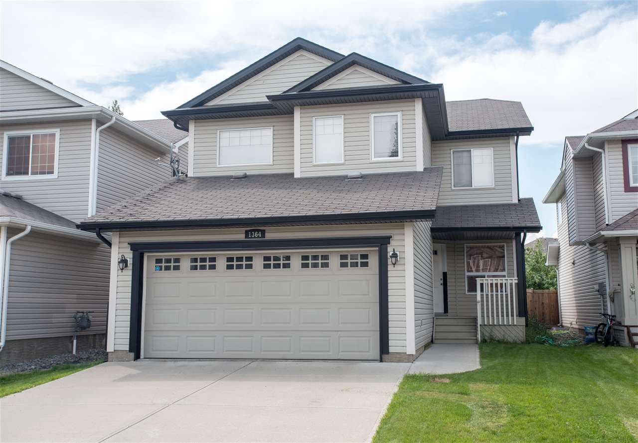Main Photo: 1364 118A Street in Edmonton: Zone 55 House for sale : MLS®# E4166173