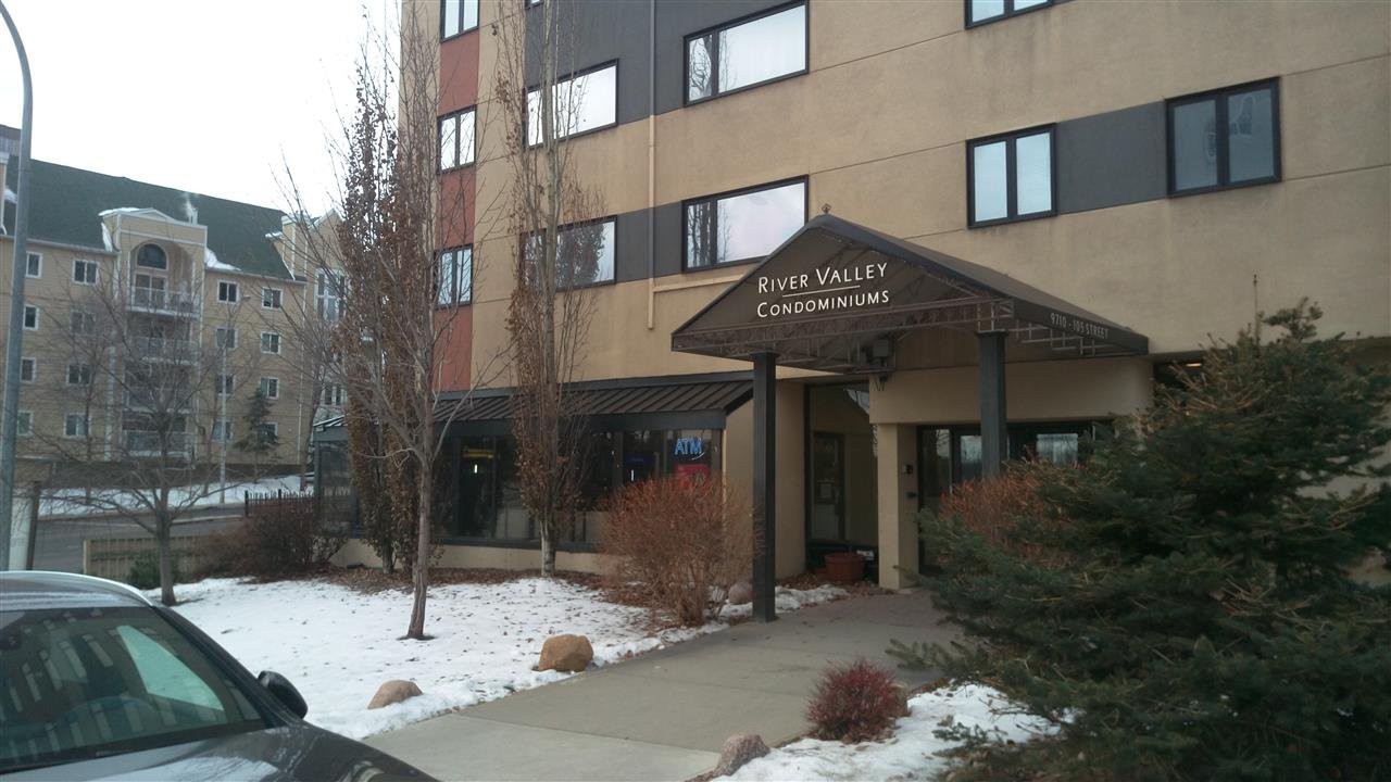 Main Photo: 101 9710 105 ST Street in Edmonton: Zone 12 Office for sale : MLS®# E4176789
