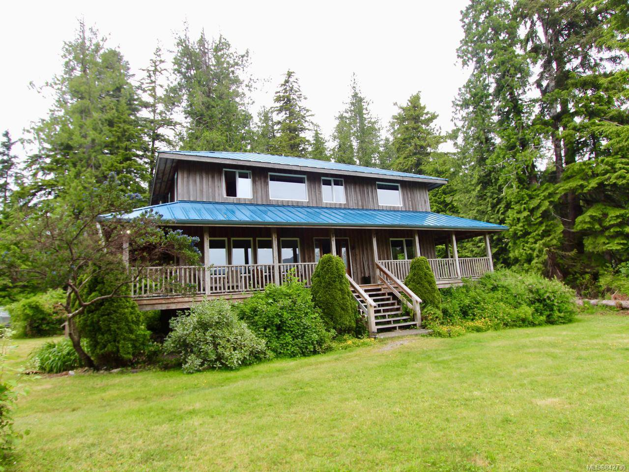 Main Photo: 2473 Grant Ave in UCLUELET: PA Ucluelet Single Family Detached for sale (Port Alberni)  : MLS®# 842730
