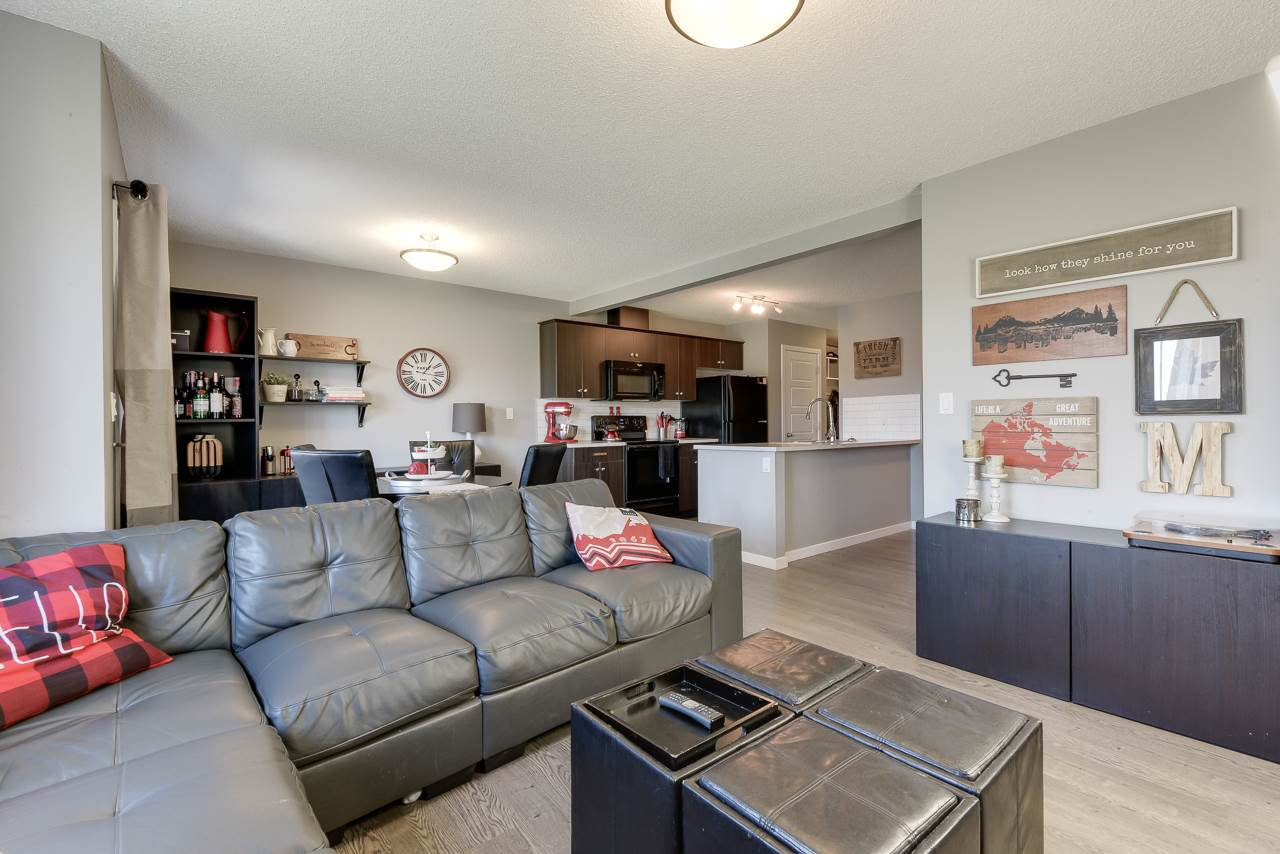 Main Photo: 1407 53 Street in Edmonton: Zone 53 House Half Duplex for sale : MLS®# E4203290