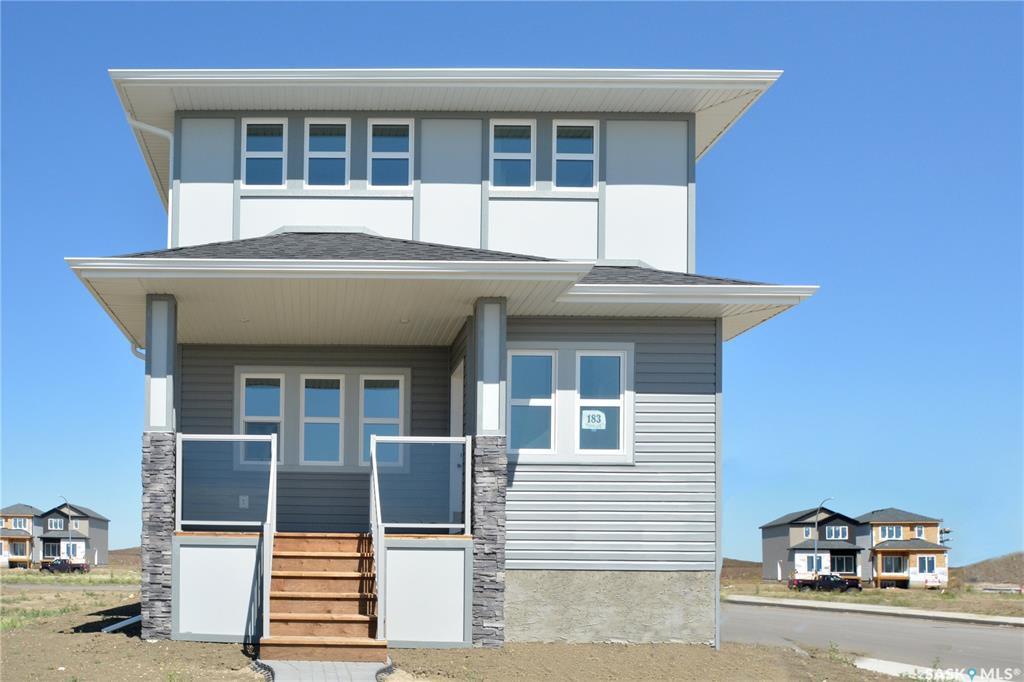 Main Photo: 183 Thakur Street in Saskatoon: Aspen Ridge Residential for sale : MLS®# SK820862
