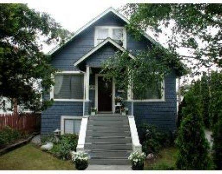 Main Photo: 8570 Osler Street: House for sale (Marpole)  : MLS®# V541201