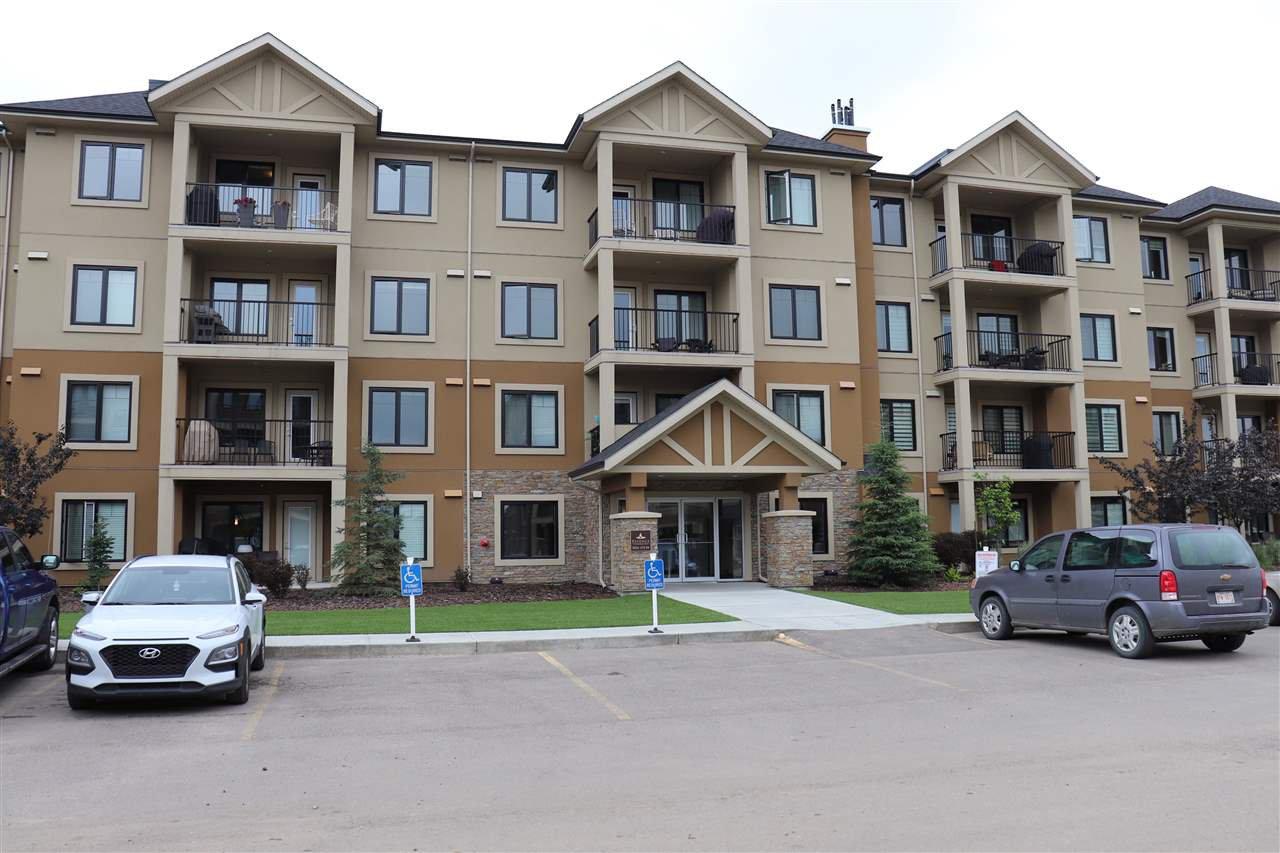 Main Photo: 407 1031 173 Street in Edmonton: Zone 56 Condo for sale : MLS®# E4177517