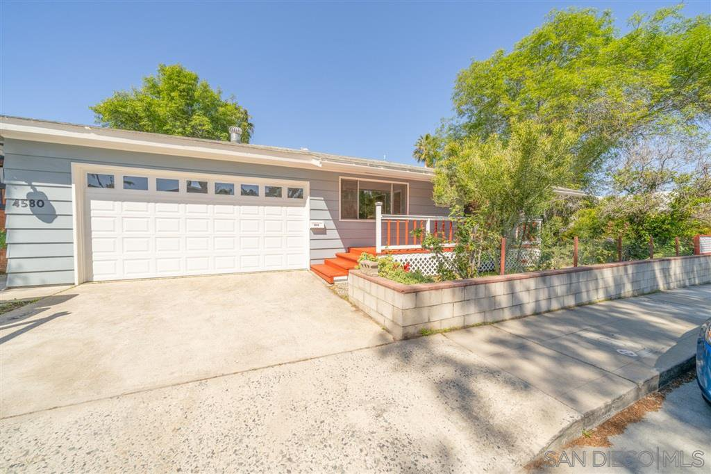 Main Photo: SAN DIEGO Property for sale: 4580 55th Street