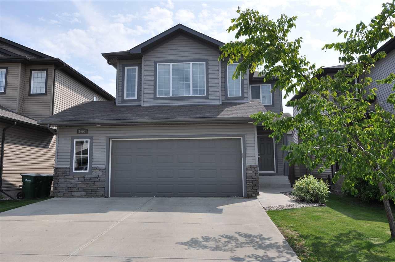 Main Photo: 9603 83 Avenue: Morinville House for sale : MLS®# E4167972