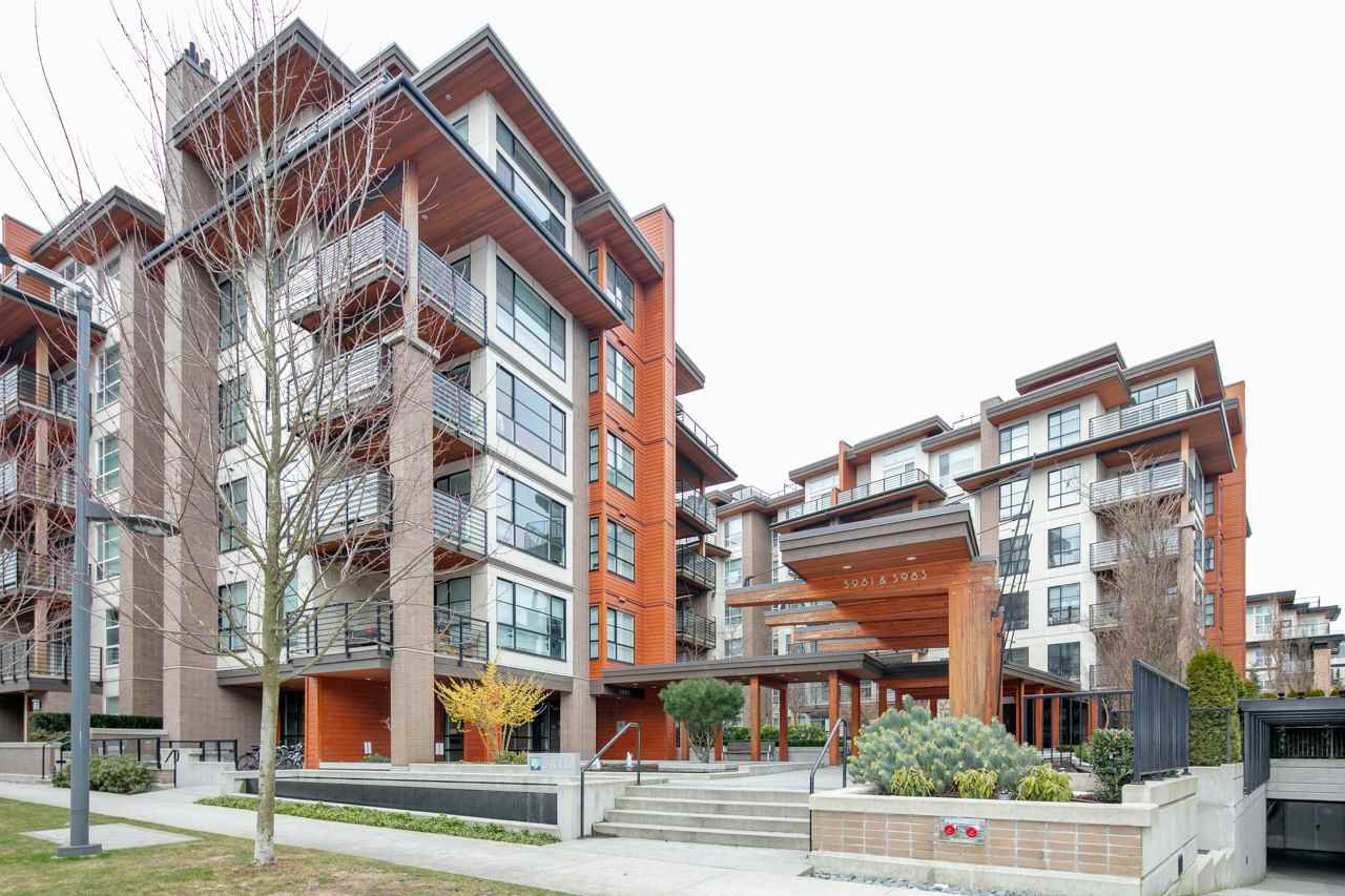 "Main Photo: 311 5981 GRAY Avenue in Vancouver: University VW Condo for sale in ""SAIL"" (Vancouver West)  : MLS®# R2396731"