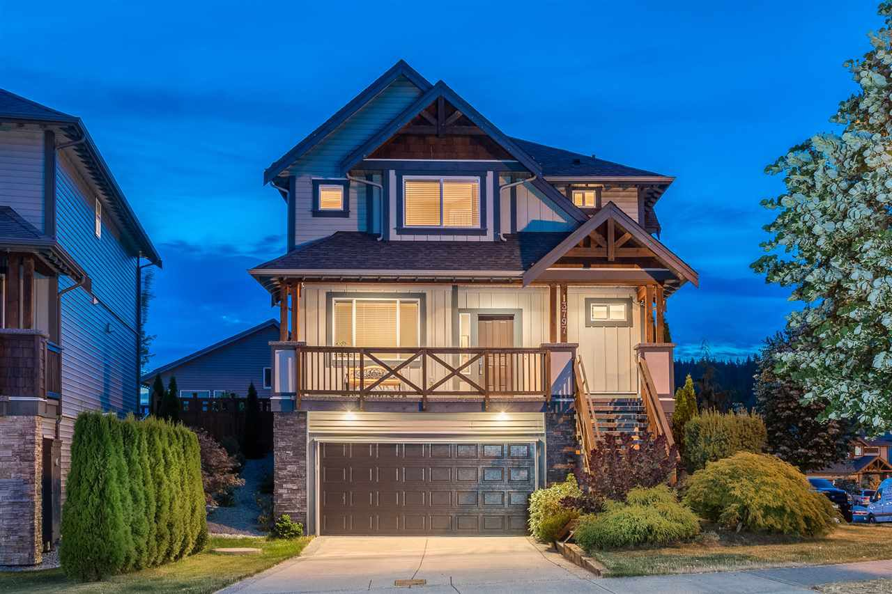 """Main Photo: 13797 230A Street in Maple Ridge: Silver Valley House for sale in """"STONELEIGH"""" : MLS®# R2402168"""