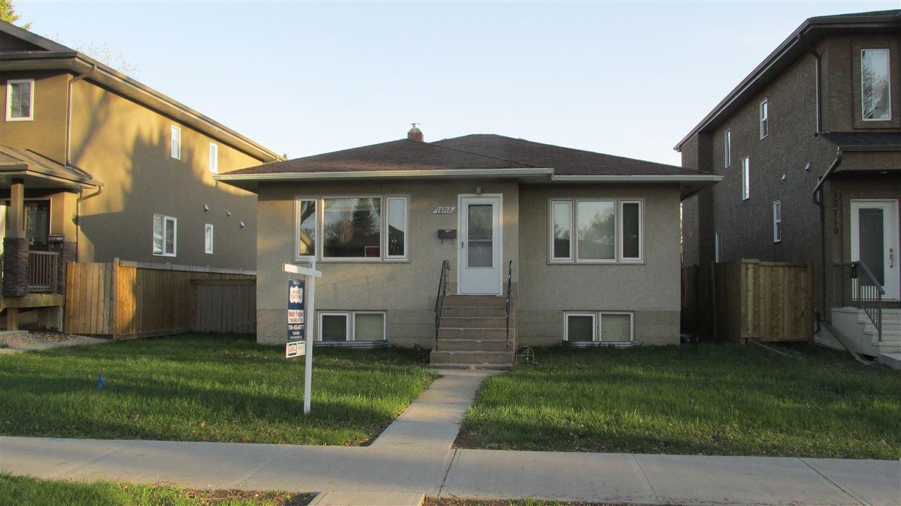 Main Photo: 10715 70 Avenue in Edmonton: Zone 15 House for sale : MLS®# E4175829