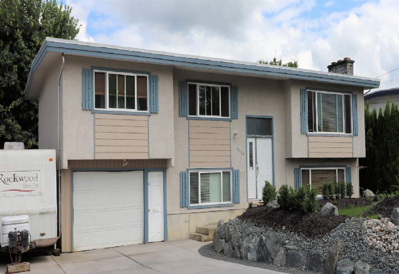 Main Photo: 10554 PONDERAY Street in Chilliwack: Fairfield Island House for sale : MLS®# R2472985
