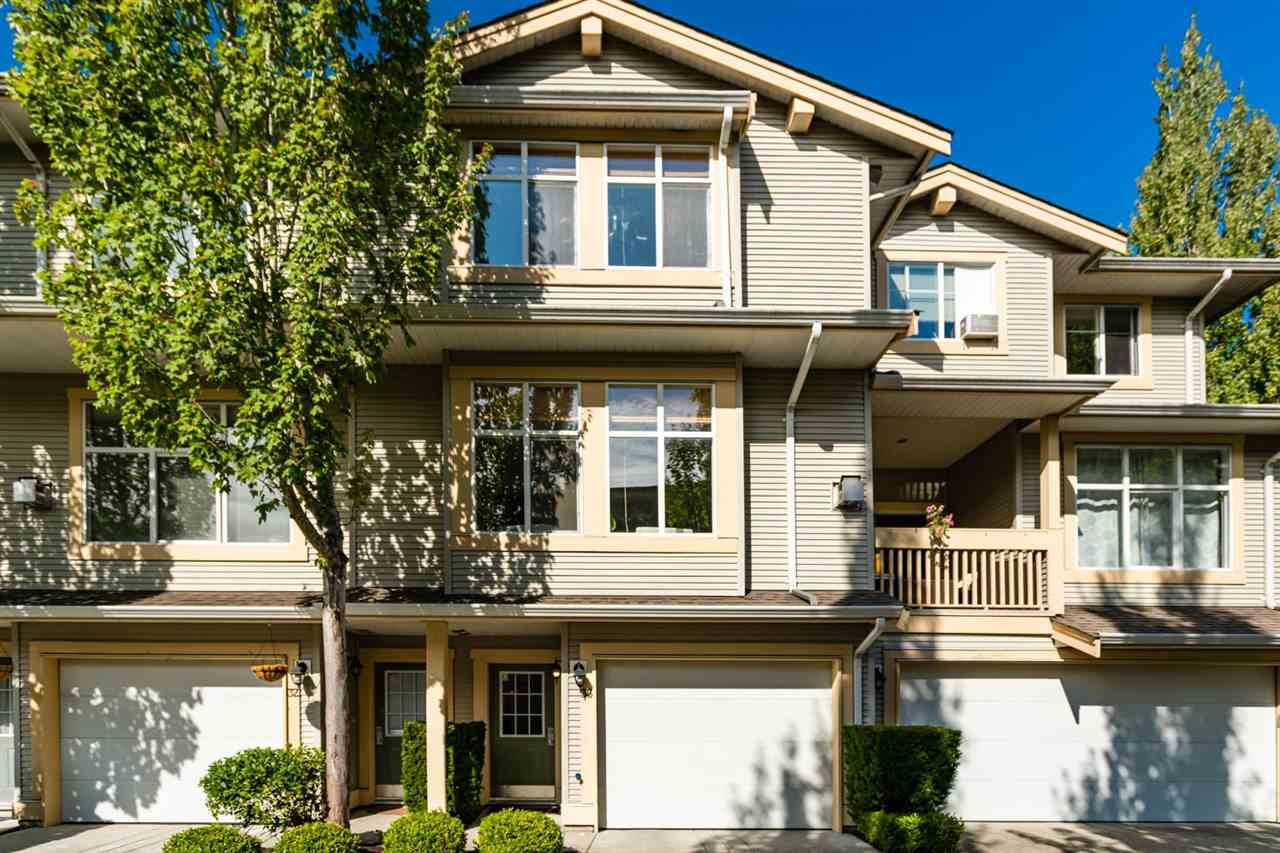 "Main Photo: 33 14959 58 Avenue in Surrey: Sullivan Station Townhouse for sale in ""Skylands"" : MLS®# R2502201"