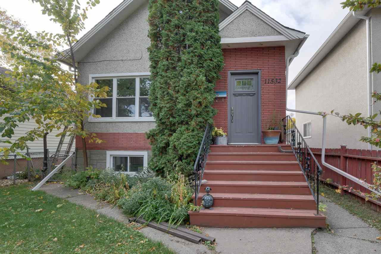 Main Photo: 11532 93 Street in Edmonton: Zone 05 House for sale : MLS®# E4215971