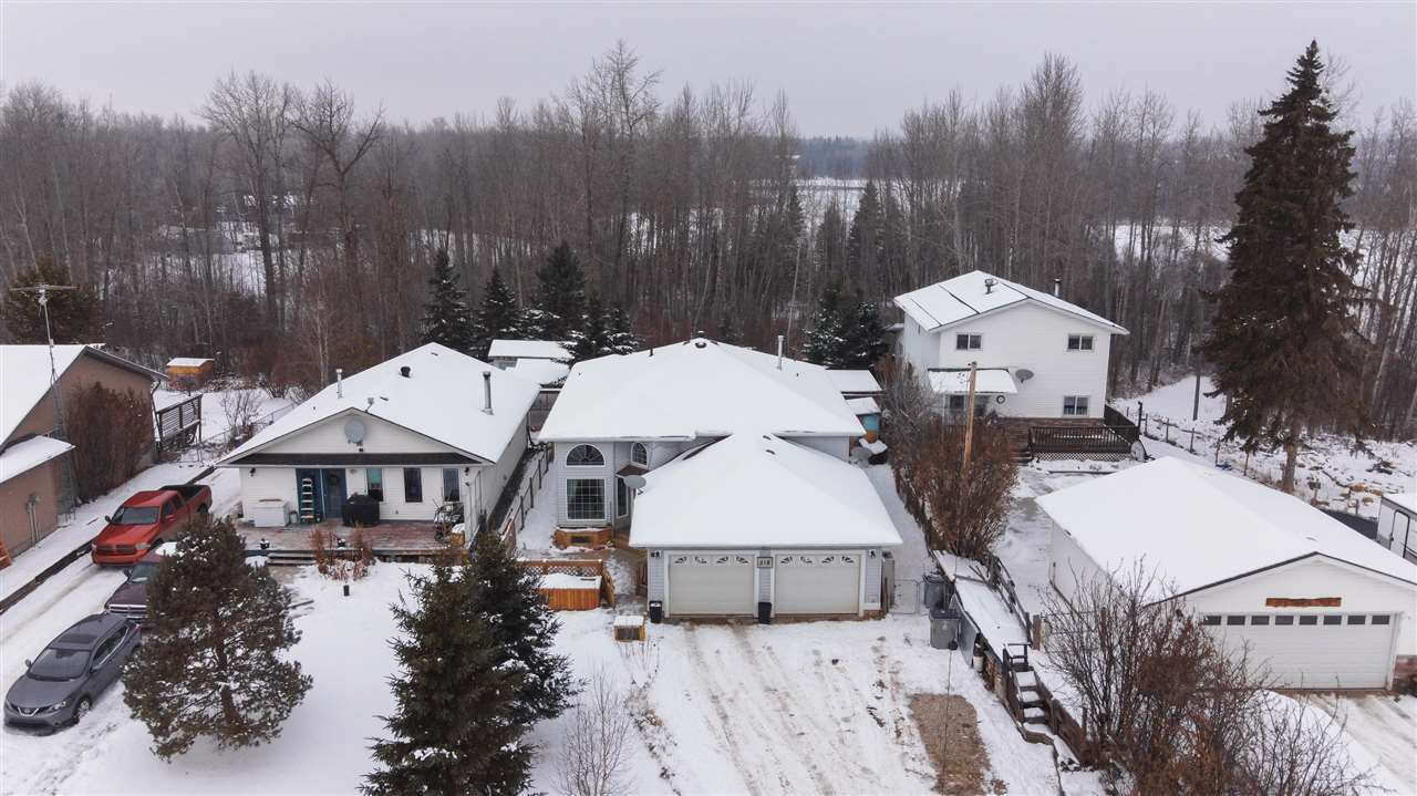 Main Photo: 318 Smith Crescent: Rural Parkland County House for sale : MLS®# E4221163