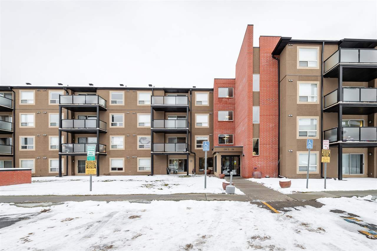 Main Photo: 117 13907 136 Street in Edmonton: Zone 27 Condo for sale : MLS®# E4183844