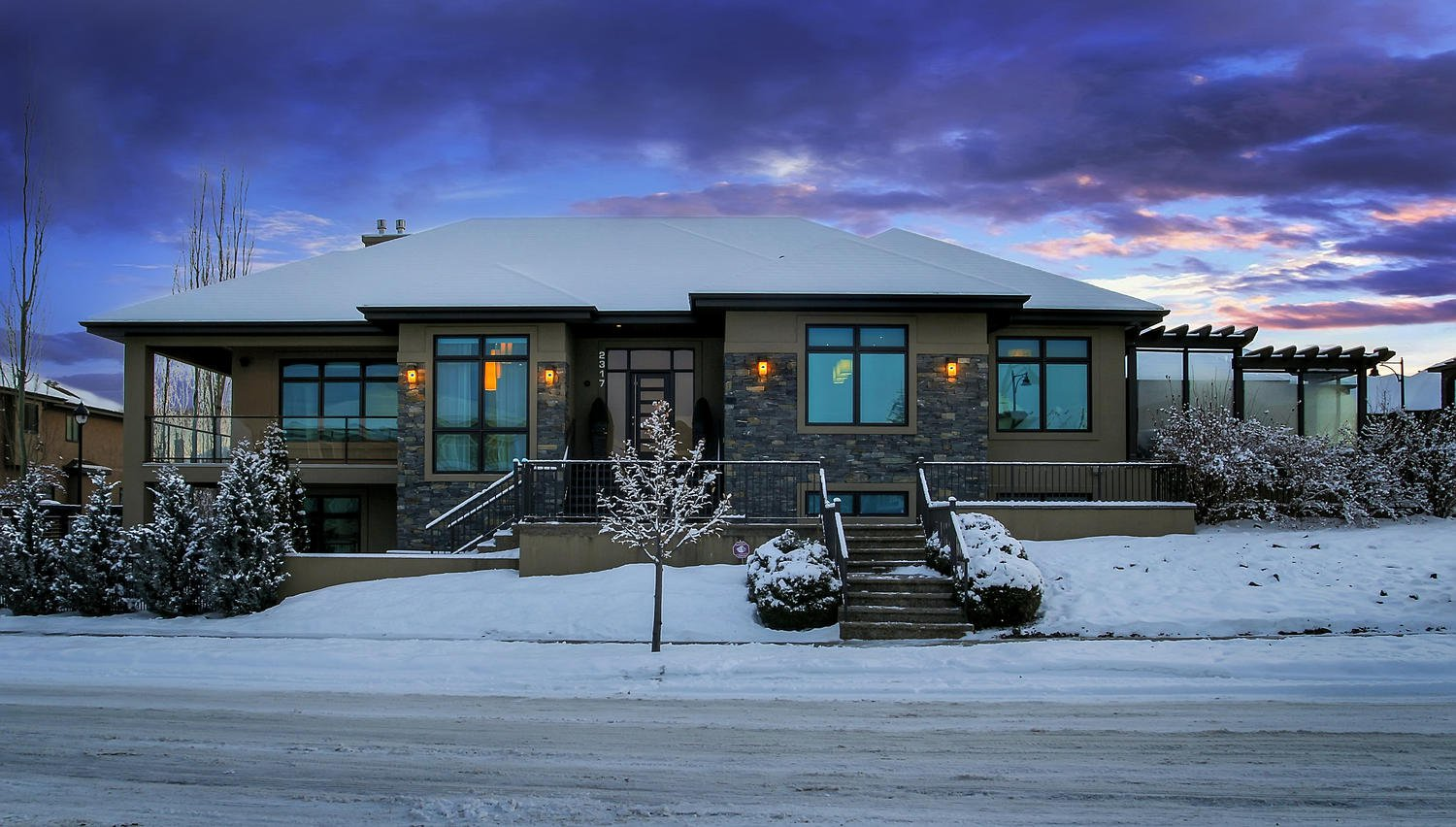 Main Photo: 2317 Martell LN in Edmonton: House for sale