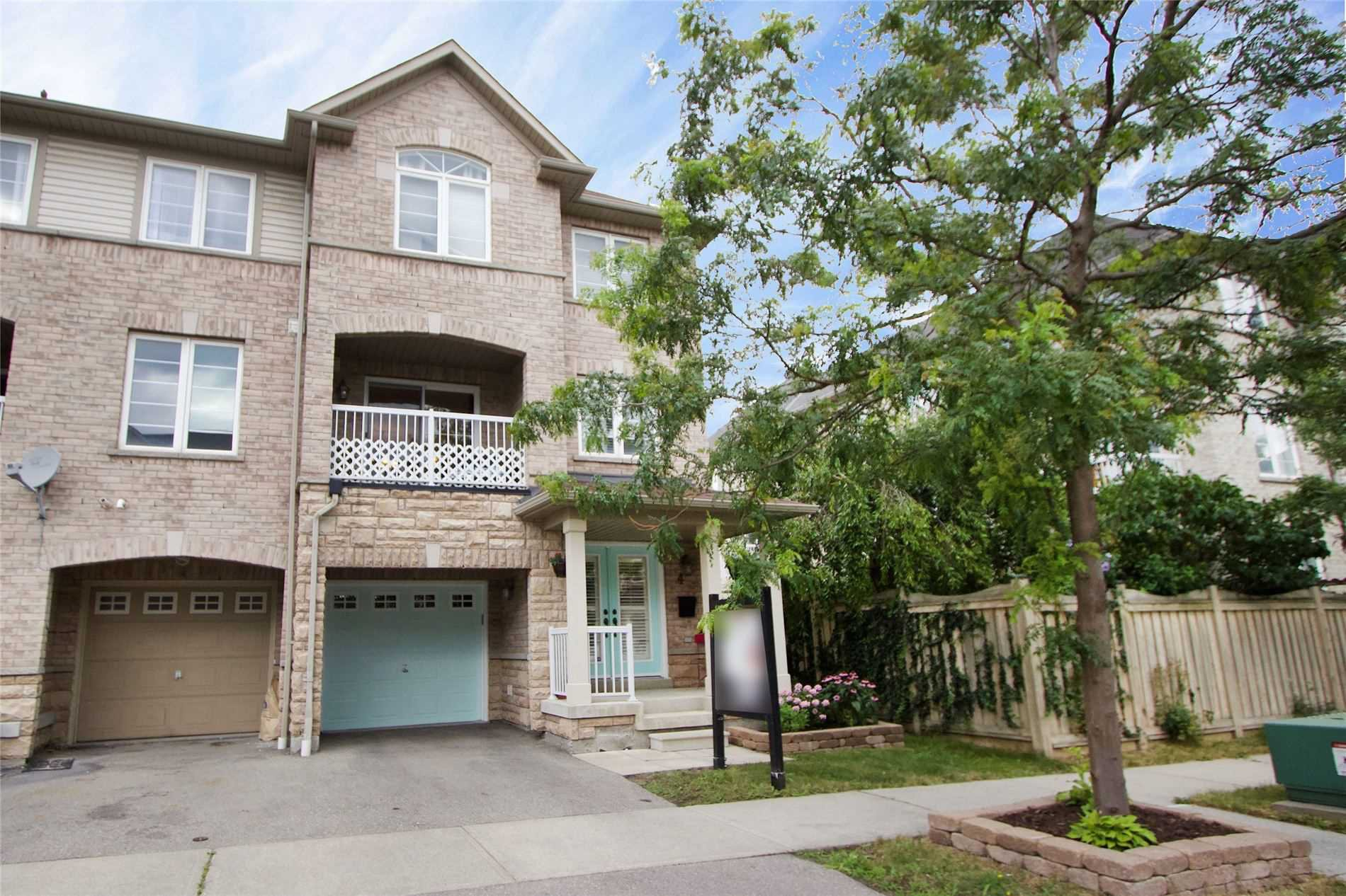 Main Photo: 4 Burnsborough Street in Ajax: South West House (3-Storey) for sale : MLS®# E4851443