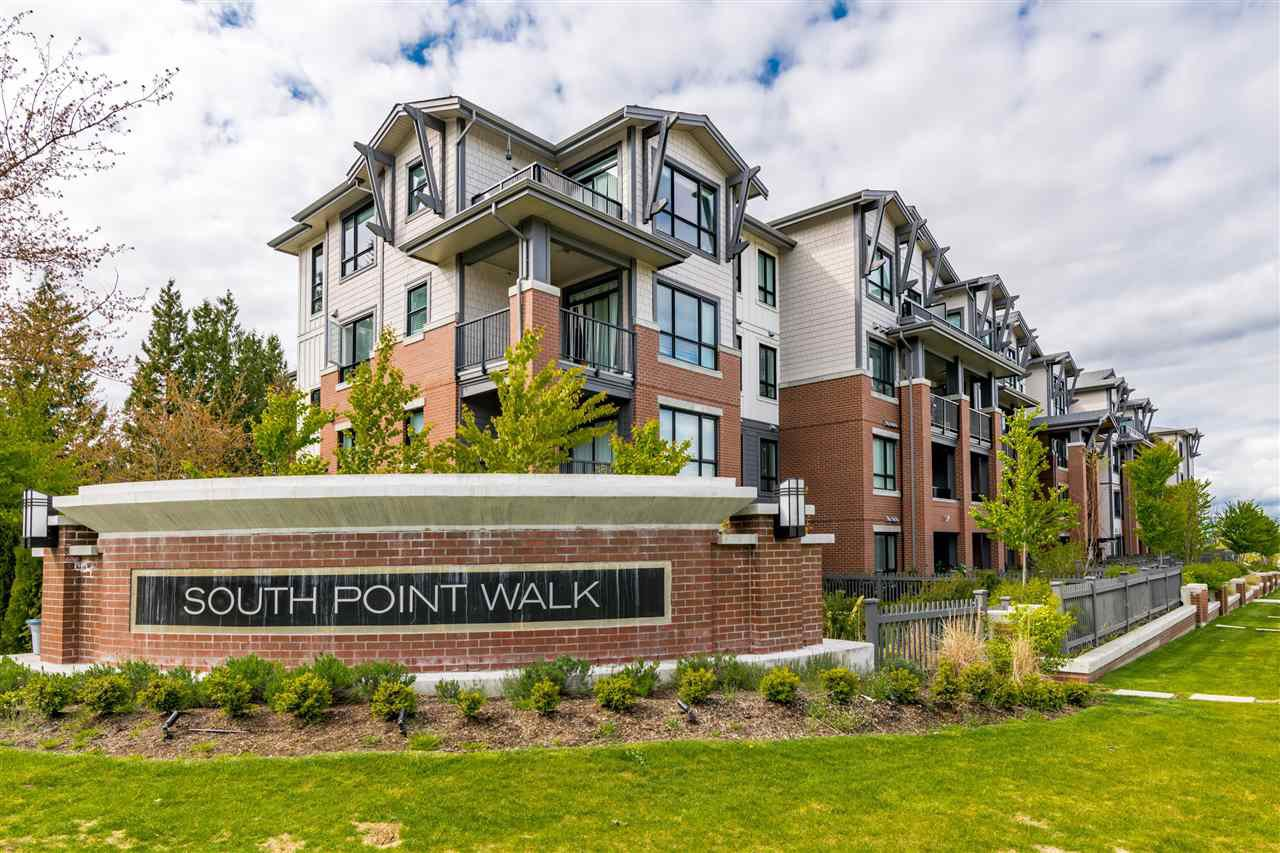 """Main Photo: 218 2960 151 Street in Surrey: King George Corridor Condo for sale in """"South Point Walk 2"""" (South Surrey White Rock)  : MLS®# R2451951"""