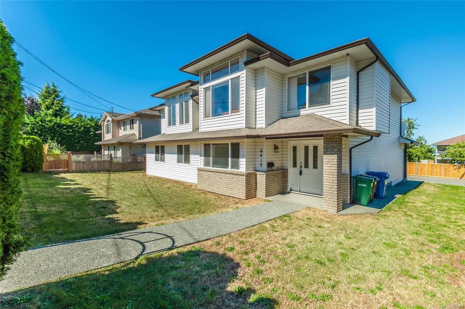 Main Photo: 6412 Dover Rd in NANAIMO: Na North Nanaimo House for sale (Nanaimo)  : MLS®# 839153