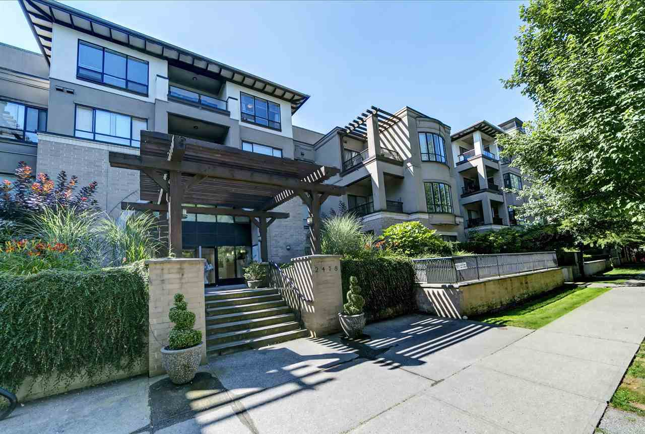 "Main Photo: 216 2478 WELCHER Avenue in Port Coquitlam: Central Pt Coquitlam Condo for sale in ""Harmony"" : MLS®# R2481483"