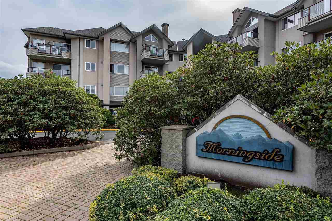 "Main Photo: 410 45520 KNIGHT Road in Chilliwack: Sardis West Vedder Rd Condo for sale in ""MORNINGSIDE"" (Sardis)  : MLS®# R2488394"