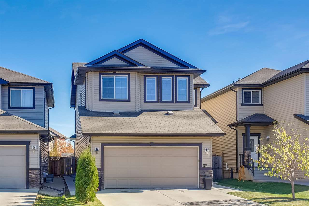 Main Photo: 16135 139 Street in Edmonton: Zone 27 House for sale : MLS®# E4216437