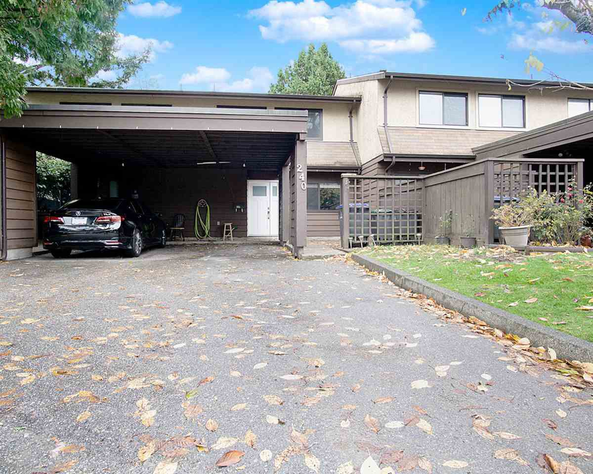 "Main Photo: 240 9454 PRINCE CHARLES Boulevard in Surrey: Queen Mary Park Surrey Townhouse for sale in ""Prince Charles Estates"" : MLS®# R2518134"