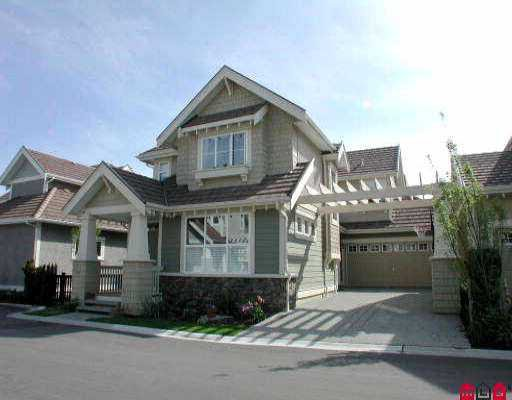 "Main Photo: 60 15288 36TH AV in Surrey: Morgan Creek House for sale in ""CAMBRIA"" (South Surrey White Rock)  : MLS®# F2507409"