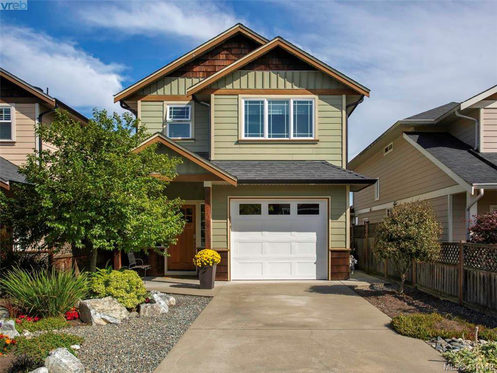 Main Photo: 9949 Swiftsure Place in SIDNEY: Si Sidney North-East Single Family Detached for sale (Sidney)  : MLS®# 419142