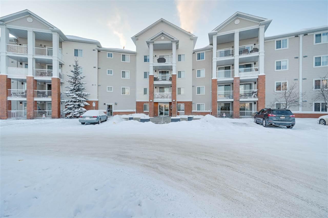 Main Photo: 225 920 156 Street in Edmonton: Zone 14 Condo for sale : MLS®# E4184382