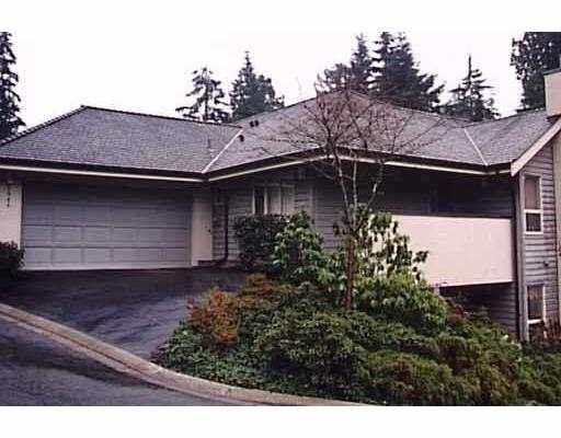 Main Photo: 5904 NANCY GREENE WY in North Vancouver: Grouse Woods Townhouse for sale : MLS®# V547721