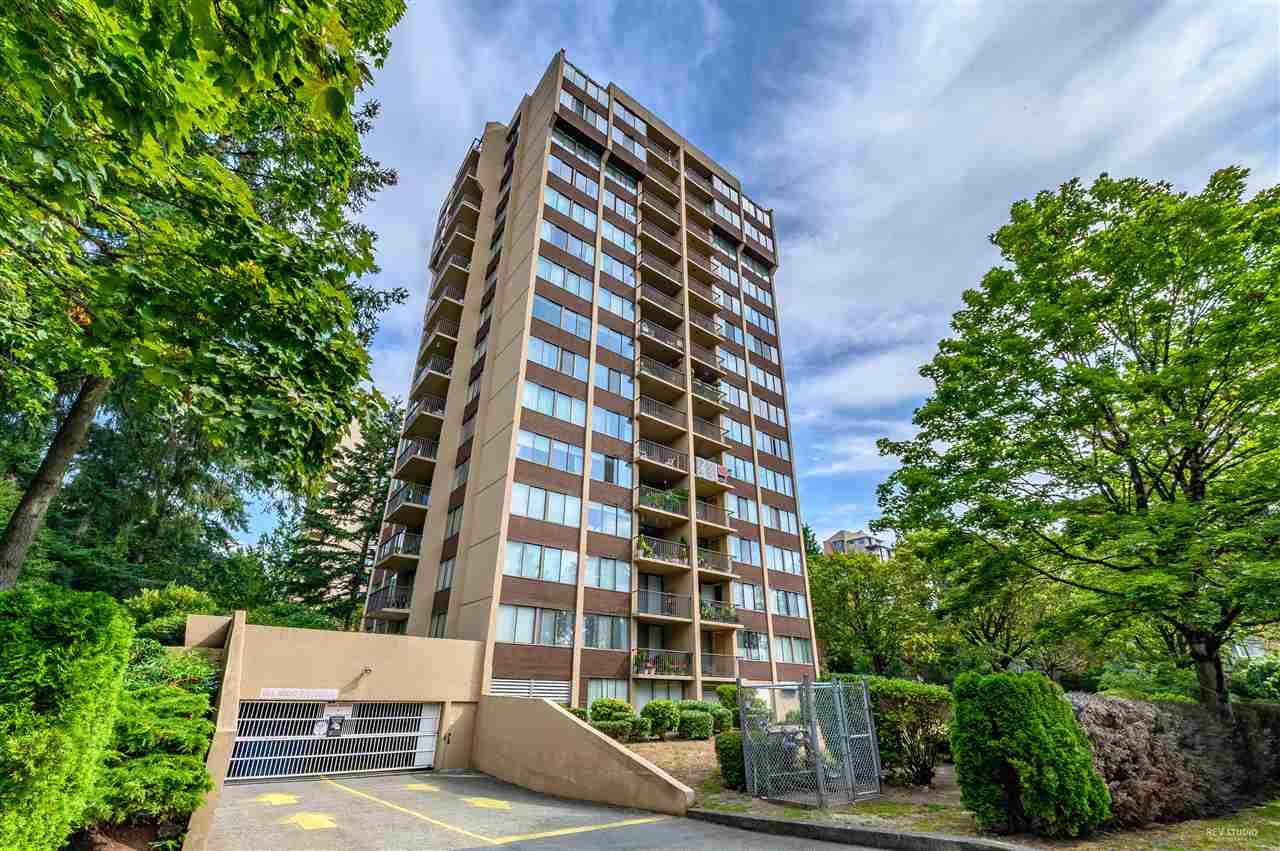 Main Photo: 605 7275 SALISBURY Avenue in Burnaby: Highgate Condo for sale (Burnaby South)  : MLS®# R2410478
