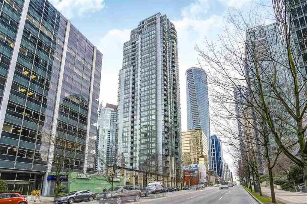 """Main Photo: 3309 1239 W GEORGIA Street in Vancouver: Coal Harbour Condo for sale in """"VENUS"""" (Vancouver West)  : MLS®# R2412531"""
