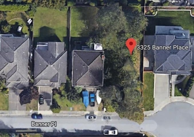 "Main Photo: 3325 BANNER Place in Coquitlam: Hockaday Land for sale in ""HOCKADAY"" : MLS®# R2422046"