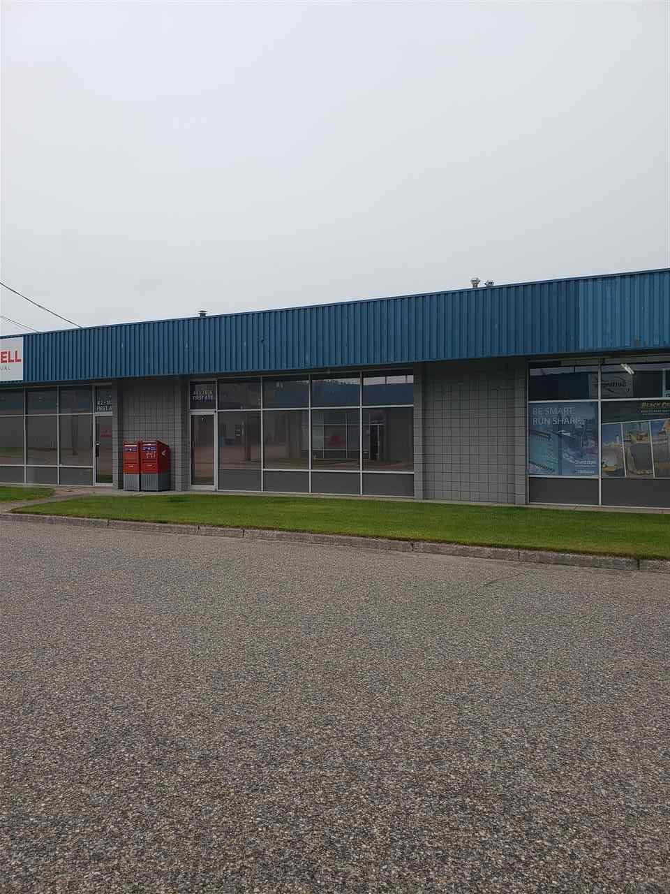 Main Photo: 4 1839 1ST Avenue in Prince George: Downtown PG Industrial for lease (PG City Central (Zone 72))  : MLS®# C8032551