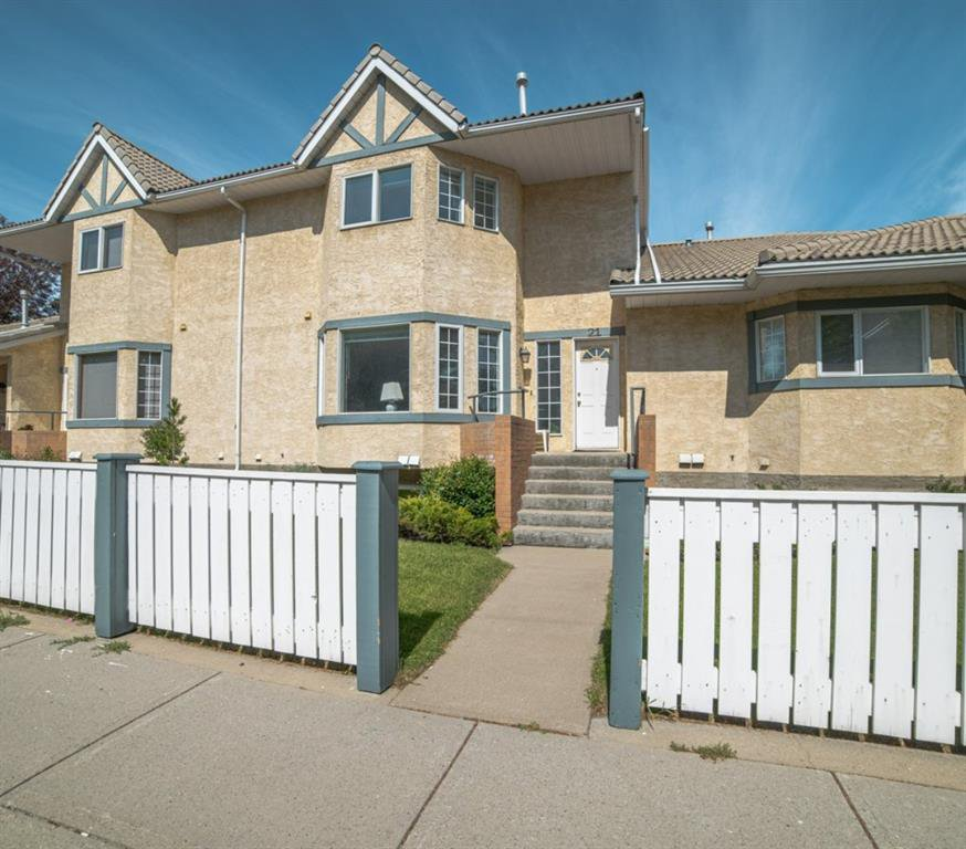 Main Photo: 21 RICHELIEU Court SW in Calgary: Lincoln Park Row/Townhouse for sale : MLS®# A1013241