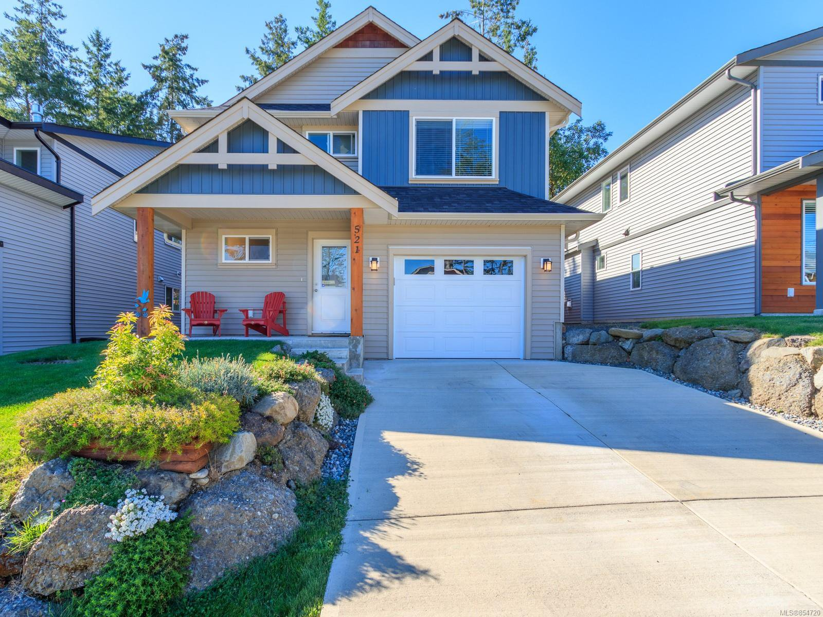 Main Photo: 521 Steeves Rd in : Na South Nanaimo House for sale (Nanaimo)  : MLS®# 854720