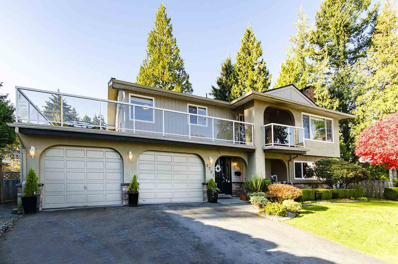 "Main Photo: 2701 ANCHOR Place in Coquitlam: Ranch Park House for sale in ""RANCH PARK"" : MLS®# R2516694"