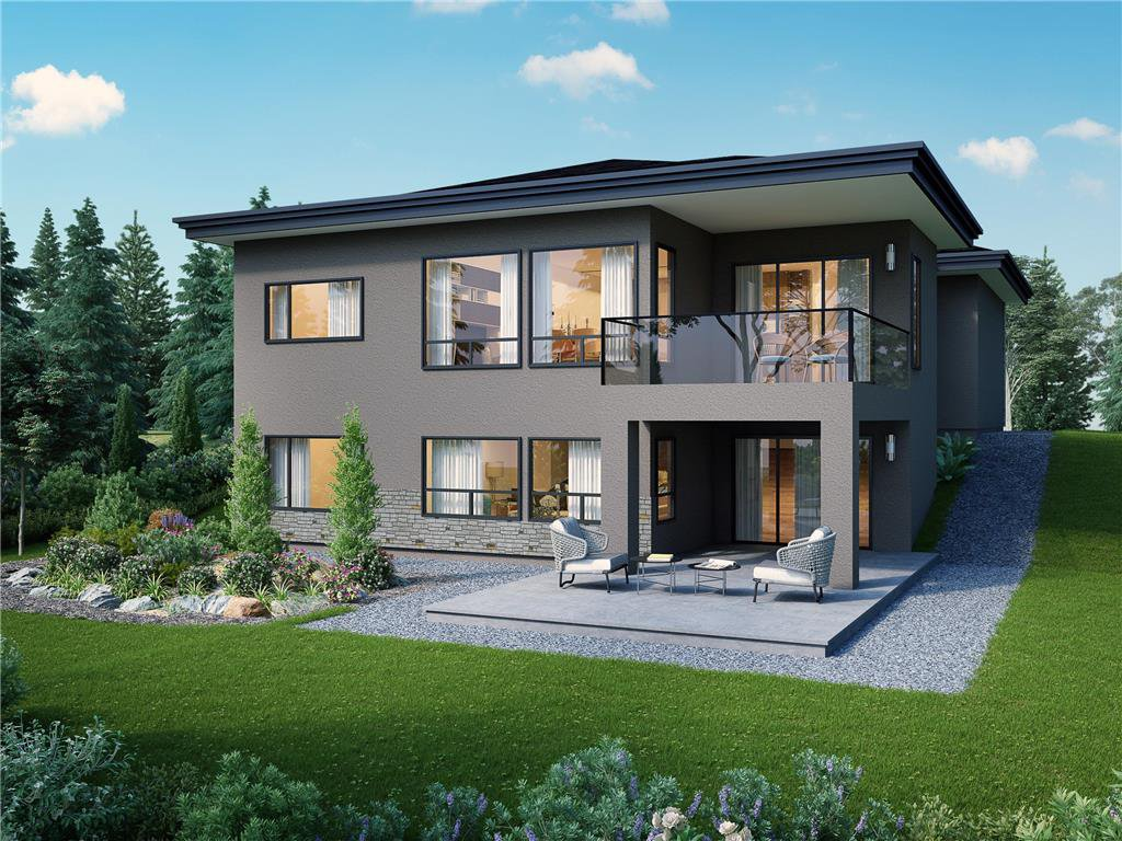 May not be exactly as shown. Home is to be built. This is an illustration.