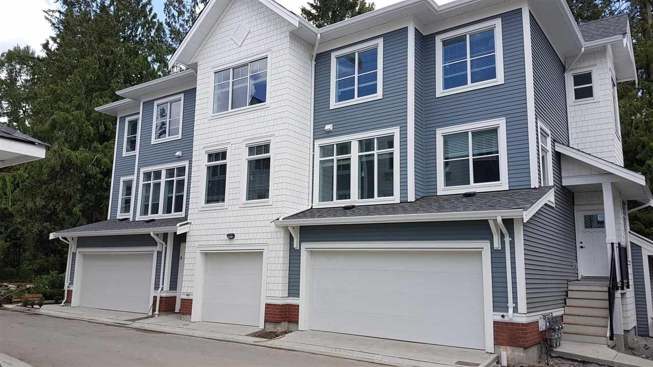 "Main Photo: 9 24021 110 Avenue in Maple Ridge: Cottonwood MR Townhouse for sale in ""COTTONWOOD LANE"" : MLS®# R2392737"